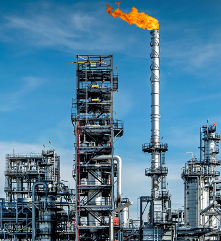 Нафтохімічна промисловість