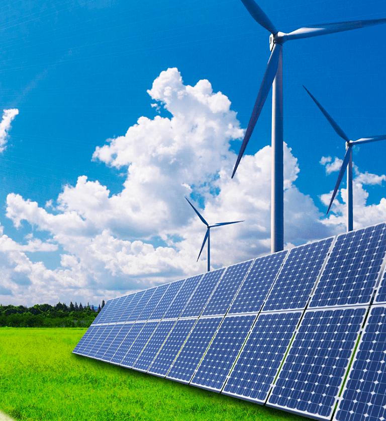 Відновлювальні джерела енергії